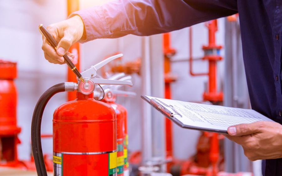 общестроительные работы с высокой степенью пожарной безопасности